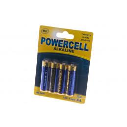 Paristo AA/4 kpl, Powercell