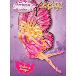 Barbie - Mariposa ja keijuprinsessa -värityskirja