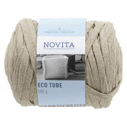 Eco Tube / Tuubi, meleerattu beige