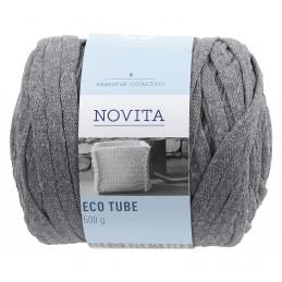 Eco Tube / Tuubi, meleerattu harmaa