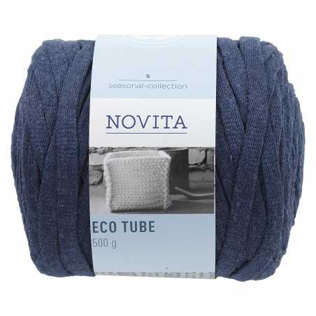Eco Tube / Tuubi, meleerattu tumma farkku