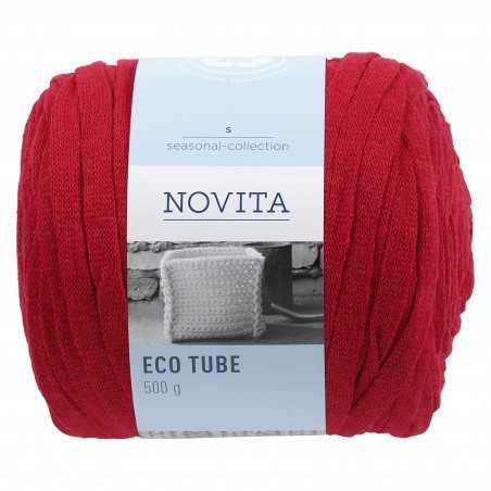 Eco Tube / Tuubi, kirkas punainen