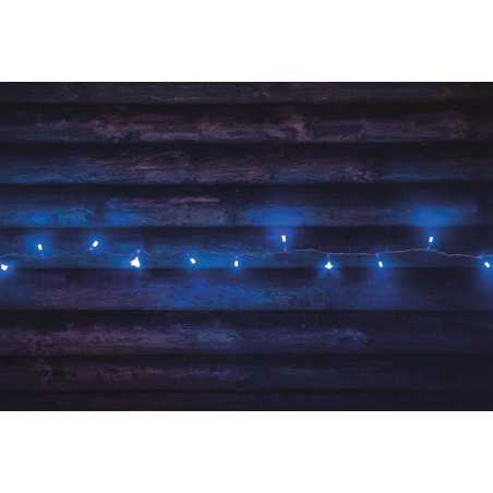 Valoketju 80-LEDIN, Sininen, Finnlumor