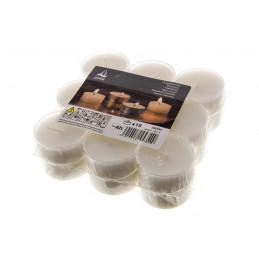 Lämpökynttilä 18 kpl, muovikippo, Polar