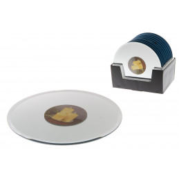 Peilialunen pyöreä 25 cm