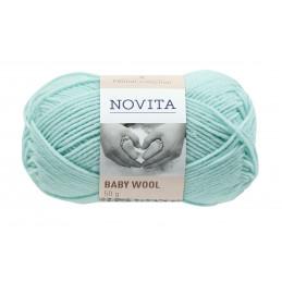 Baby Wool vaaleanvihreä