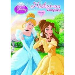 Prinsessat - häähumua värityskirja