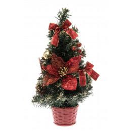 Minikuusi koristeilla 40 cm
