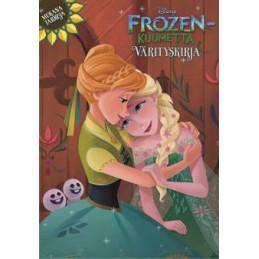 Frozen - Kuumetta värityskirja