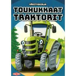 Traktorit värityskirja