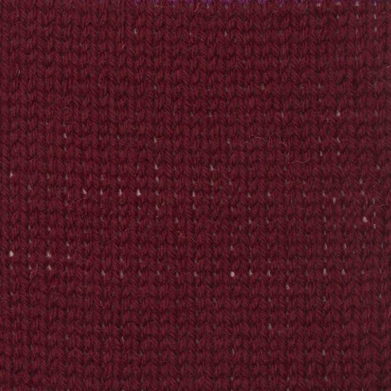Nordic Wool 50 g Tumma rubiini