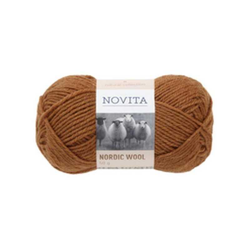 Nordic Wool, orava