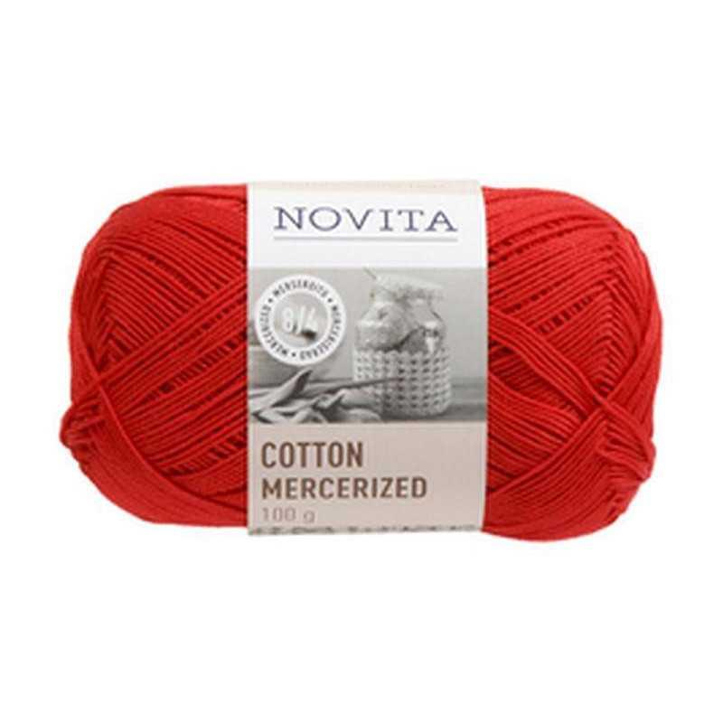 Cotton Mercerized, joulu