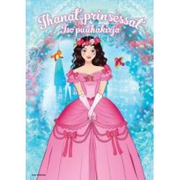 Ihanat prinsessat puuhakirja