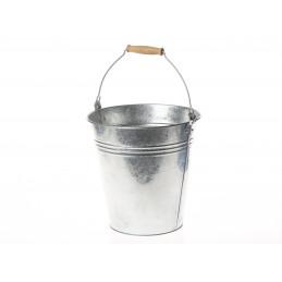 Galvanoitu ämpäri 10 litraa