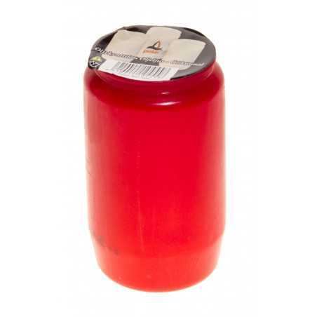 Öljykynttilä pieni, punainen