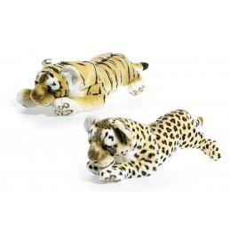 Pehmotiikeri tai leopardi 80 cm