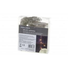 Valosarja 20-LED paristoilla