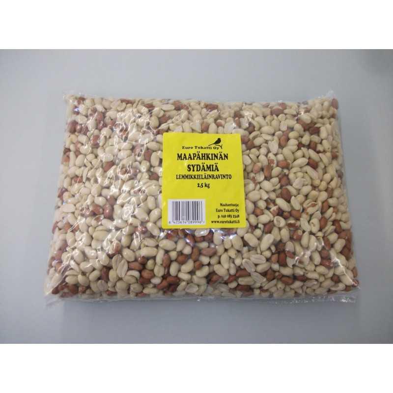 Maapähkinä 2,5 kg
