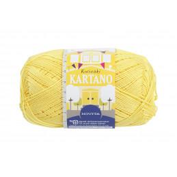 Kotiväki KARTANO, keltainen
