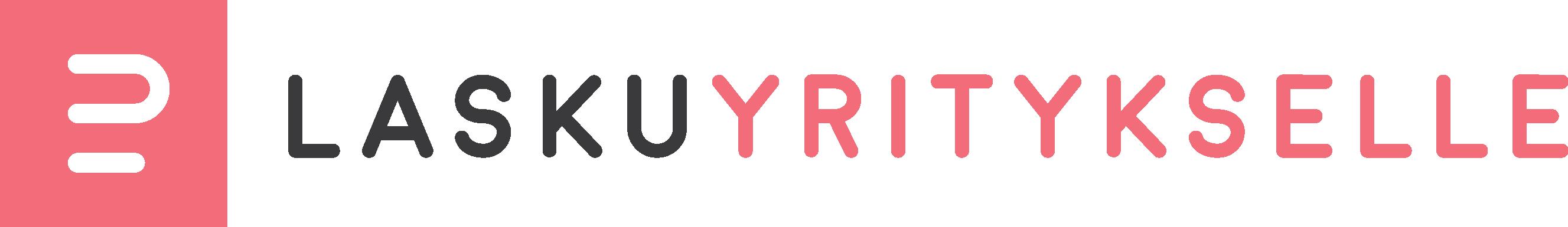 Lasku yritykselle logo